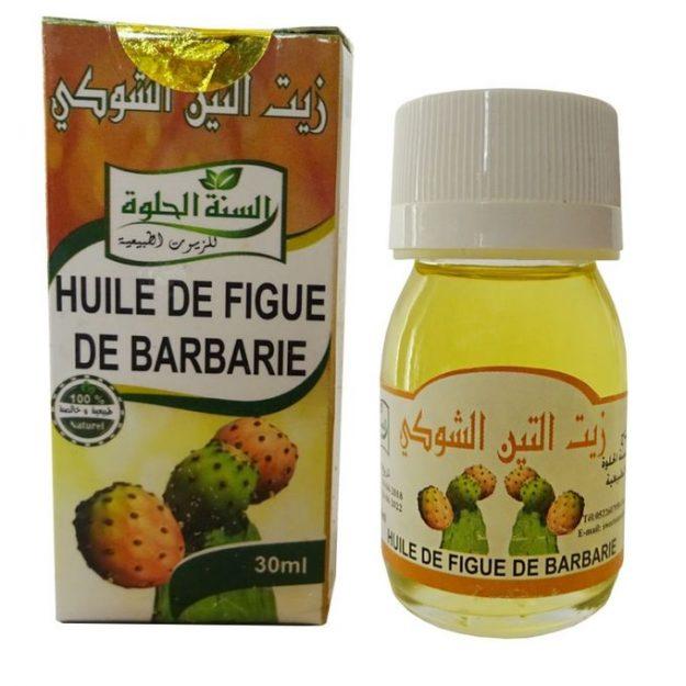 زيت التين الشوكي المغرب