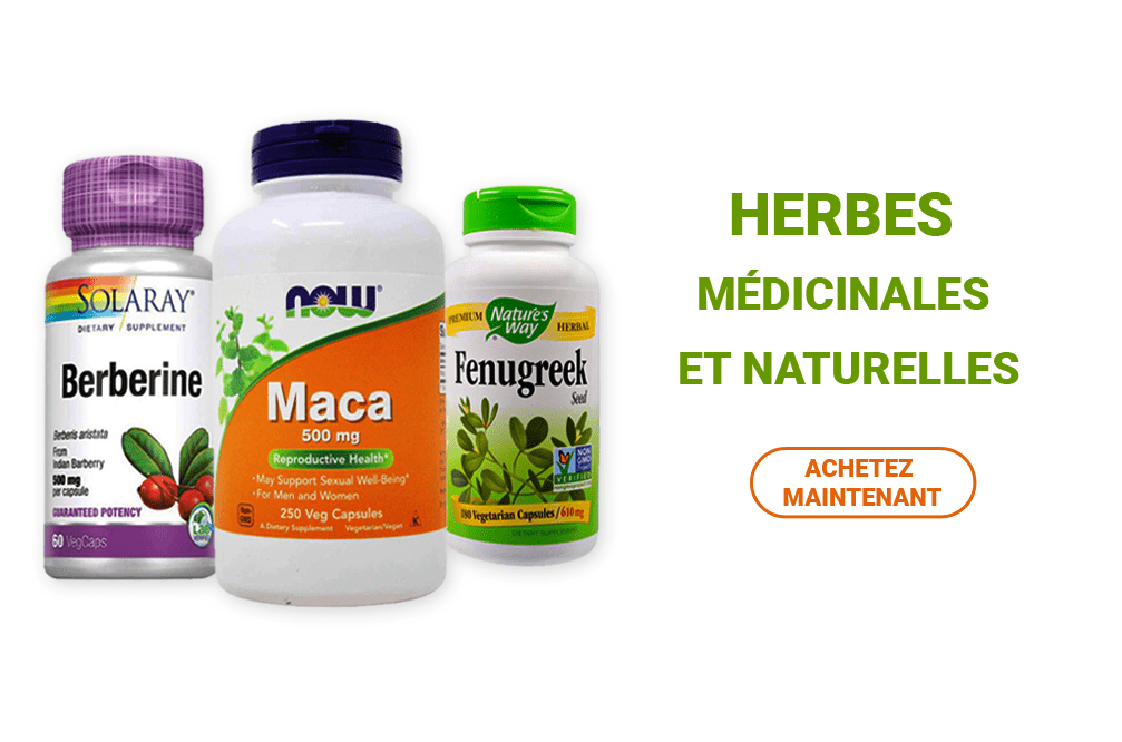 herbe naturel maroc